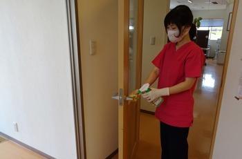 院内感染予防